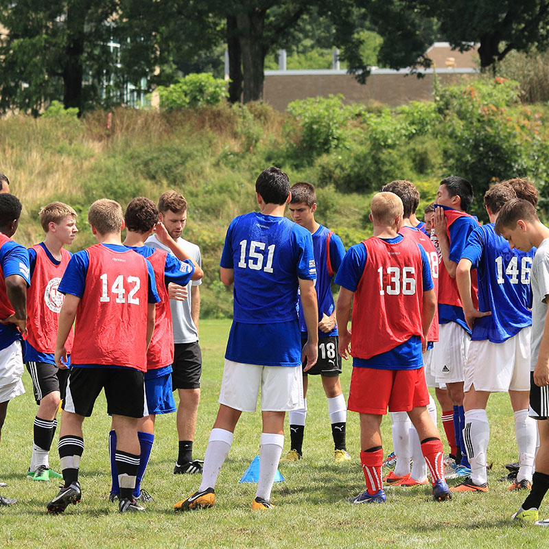 boys soccer camps 2 picture