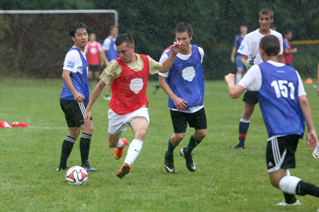 Top Boys Soccer Camps in the rain pic 2
