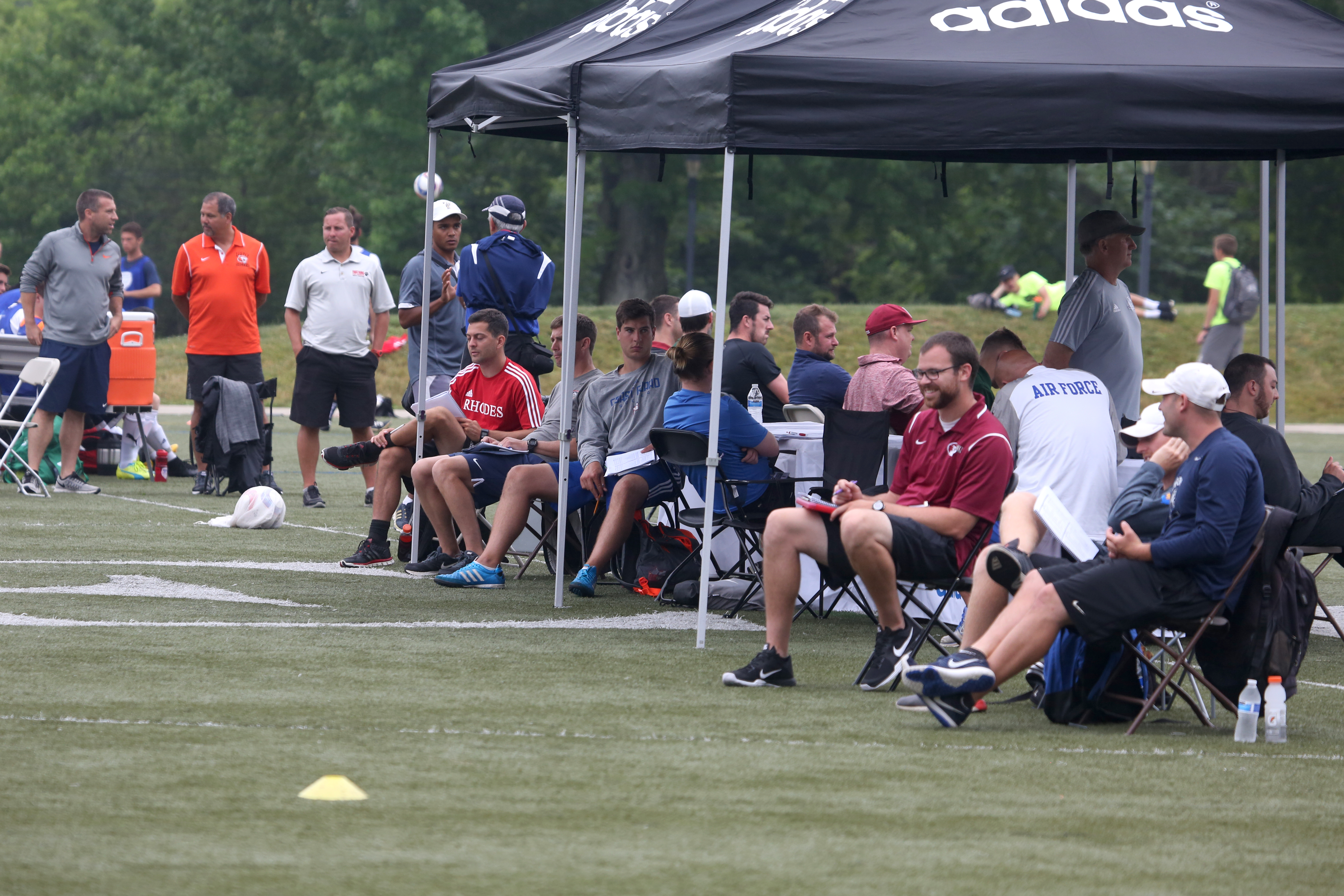 top soccer recruiting camps