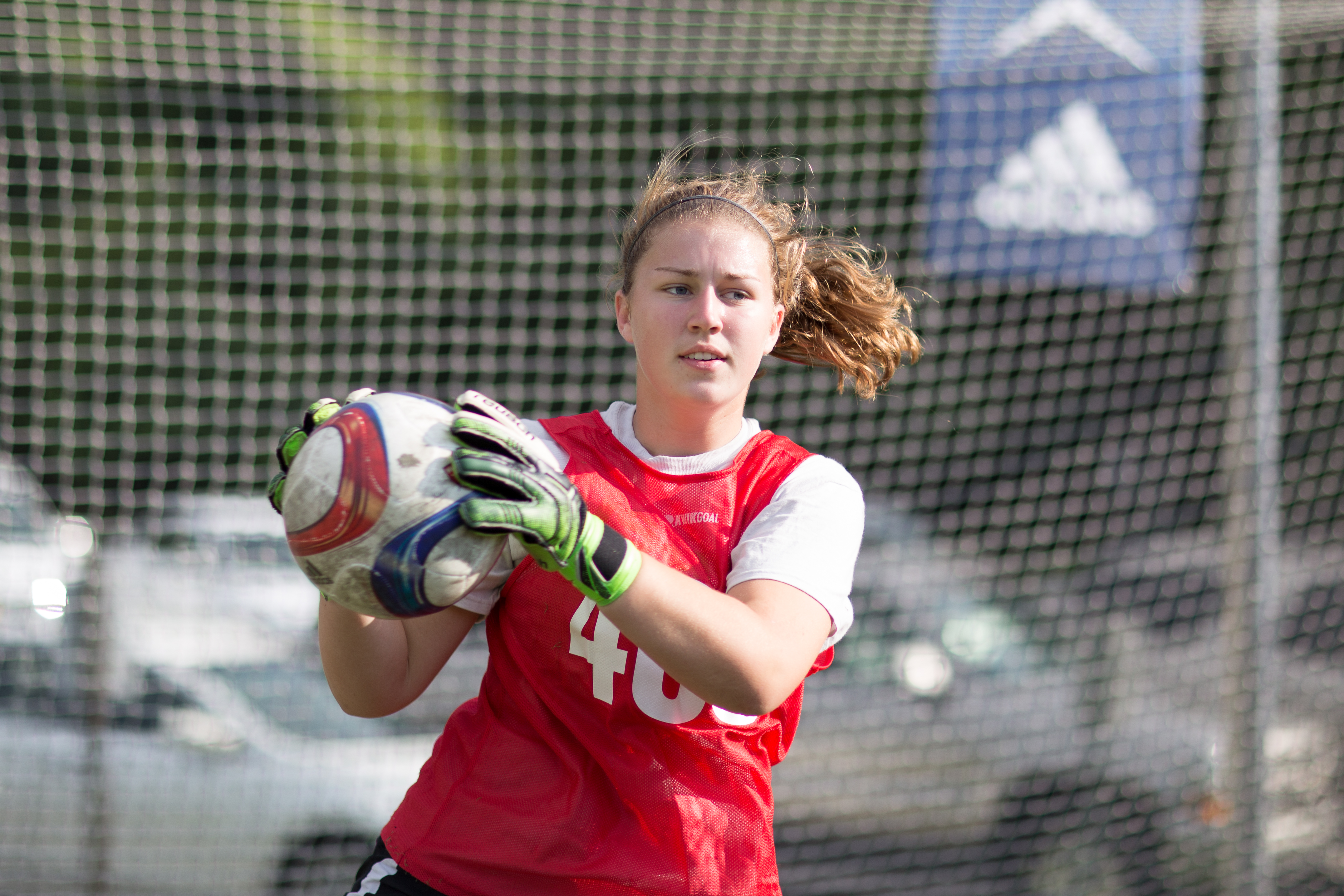 goalkeeper soccer camps picture