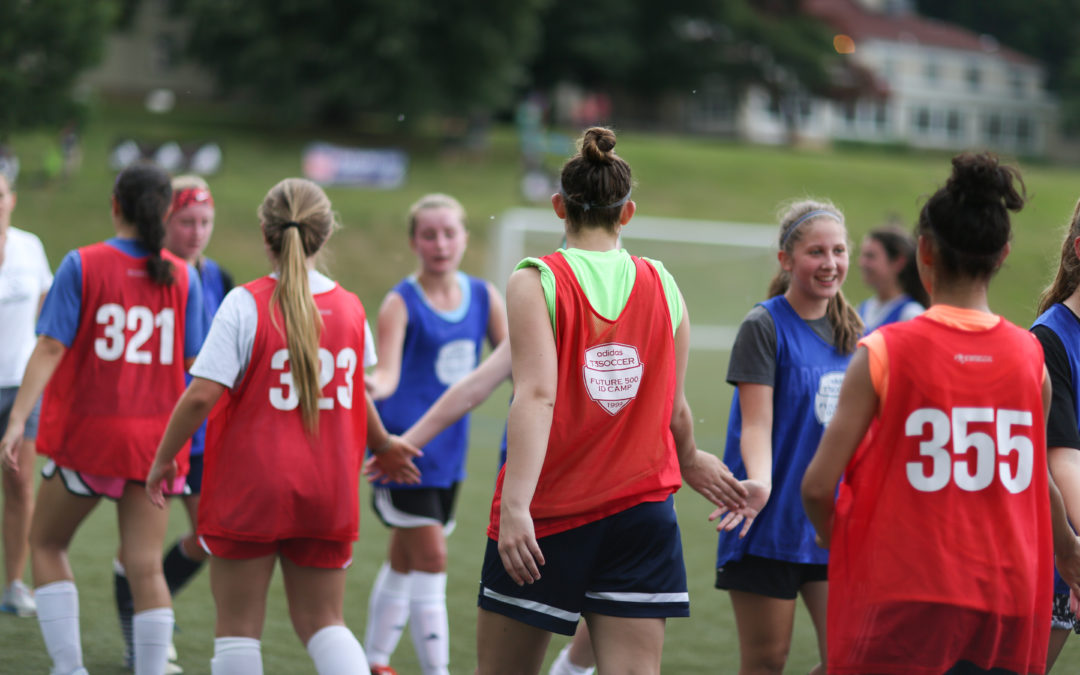 Future 500 ID Camps vs Soccer Showcase Tournaments:  What's the Difference?