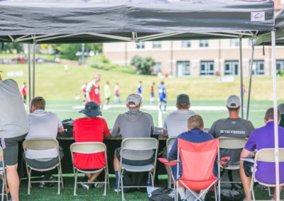 GET EXPOSURE TO D-1 COACHES AT FUTURE 500 IN AUGUST