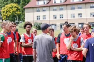 boys soccer camps