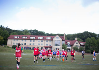 5 Tips For Choosing A Soccer Camp and Getting Recruited