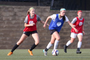 best girls soccer camps