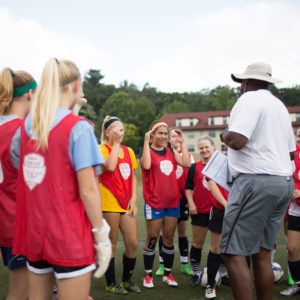 summer girls soccer camps